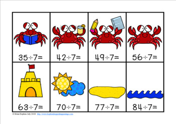 Summer Crabs Division Race