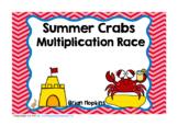 Summer Crabs Multiplication Race