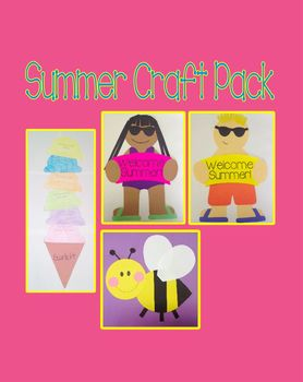 Summer Craft Pack