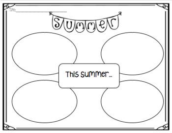 Summer Craftivities
