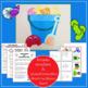 Summer Craftivity & Worksheets