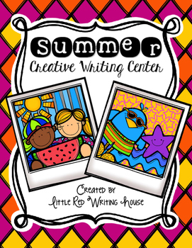 Summer Creative Writing Center