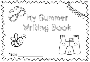 Summer Creative Writing Pack