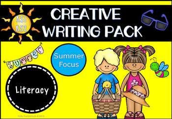 Summer Creative Writing Pack
