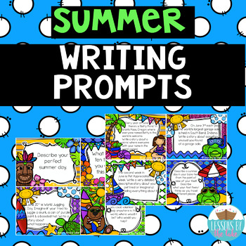 Summer Creative Writing Prompts