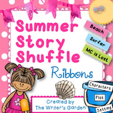 Summer Stories: Setting, Character, and Plot Ribbons