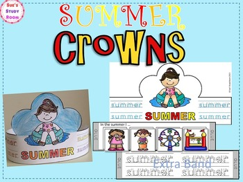 Summer Crowns