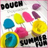 Summer DOUGH Fun for Speech & Language
