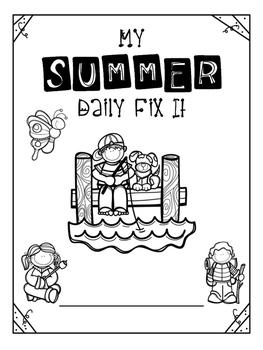 Summer - Daily Fix It