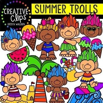 Summer Clipart Mega Bundle ($23.50 Value) {Creative Clips Clipart}