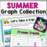 Summer Math | Kindergarten 1st Bar Graphs and Tally Marks