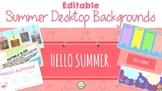 Summer Desktop Backgrounds