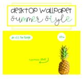 Summer Desktop Wallpaper