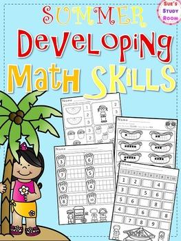 Summer Developing Math Skills