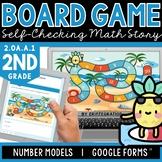 Digital Board Game | Number Models | Self-Checking | Edita