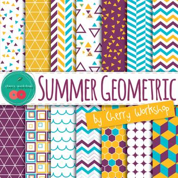 Summer Digital Paper