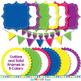 Summer Digital Paper Pack - Graphics for Teachers