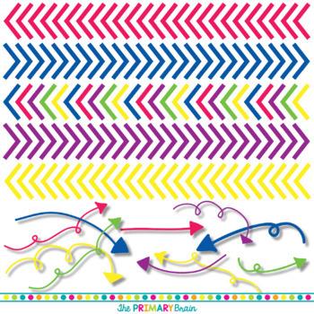 Summer Digital Paper and Clip Art Pack