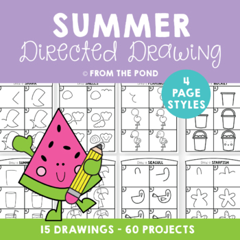 Summer Directed Drawing