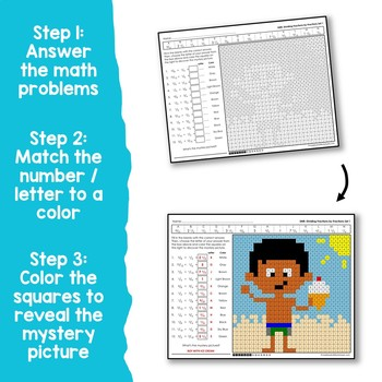 Summer Dividing Fractions by Fractions