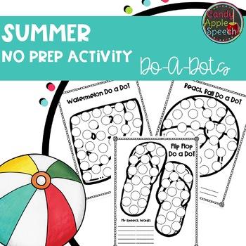 Summer Do-A-Dots