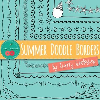 Summer  Borders