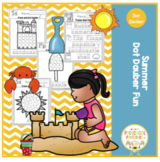 Summer Dot Dauber Fun Dollar Deal