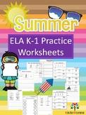 Summer ELA Skills/Writing Practice