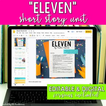 """Eleven"" by Sandra Cisneros Short Story Unit"