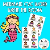 Summer Editable CVC Word Game