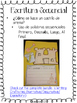 Summer - El verano Sequential Writing Craftivity - Spanish