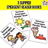 Summer Emergent Reader Books