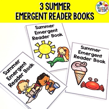 Emergent Readers for Summer