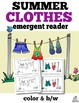 Summer Emergent Reader Bundle