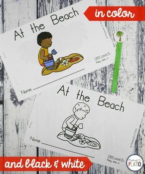 Summer Emergent Readers
