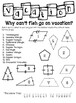 Summer End of Year Math Mini Project Activity Pack NO PREP!