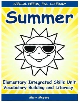 Summer; English Skills Unit, High Basic ELLs, Grades 3- Up