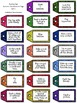 Summer Enrichment Key Tag Challenges--Family Fun! School-wide License!