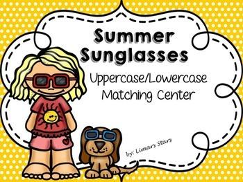 Summer FREE ABC Matching