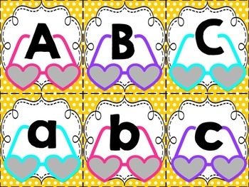 Summer FREE ABC Matching