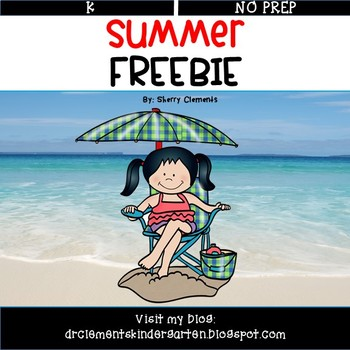 Summer FREEBIE