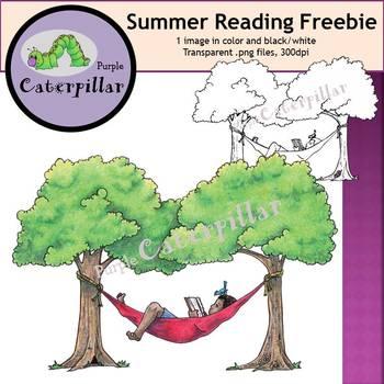 Children Reading - Summer FREEBIE!