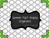 Summer Fact Graphic Organizer
