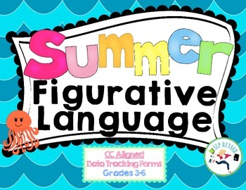 Summer Figurative Language