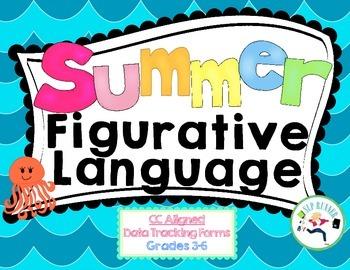 Summer Figurative Language