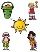 Summer File Folders