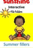 Summer File folder Fun