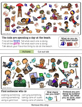Summer Find It on the Go for Speech and Language