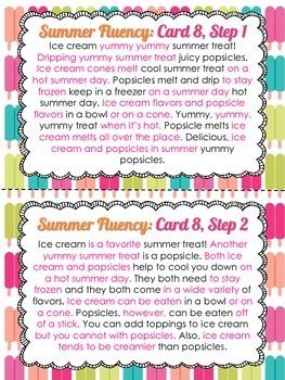 Summer Fluency {Grades 2 & Up!}