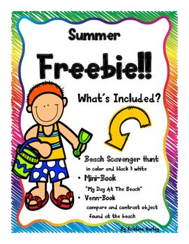Summer Freebie!!